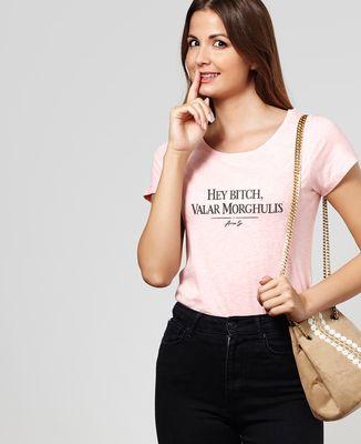T-Shirt femme Valar morghulis