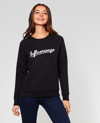 Sweatshirt femme Influenceuse