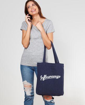 Tote bag Influenceuse