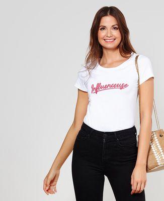 T-Shirt femme Influenceuse