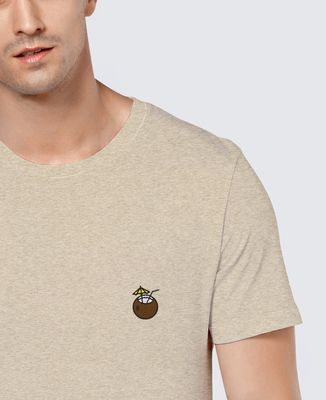 T-Shirt homme Coconuts (brodé)