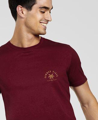 T-Shirt homme Summer vibes (brodé)