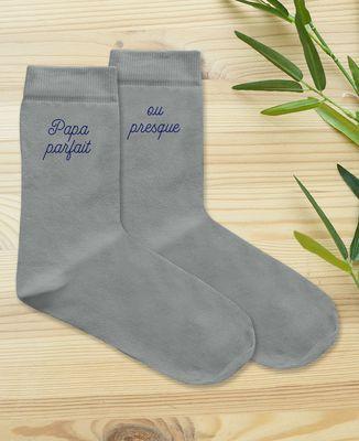 Chaussettes homme Papa parfait ou presque