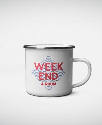 Mug Weekend à rhum