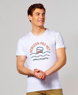T-Shirt homme Horizon pas net