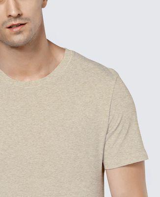 T-Shirt homme Picto brodé personnalisé