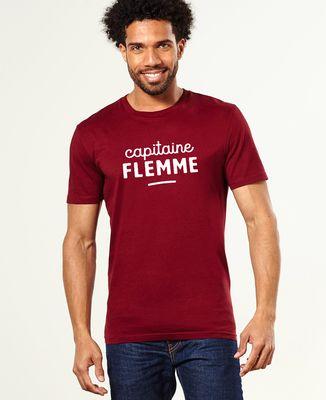T-Shirt homme Capitaine flemme
