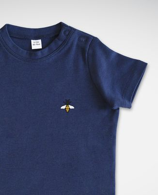 T-Shirt bébé Abeille (brodé)