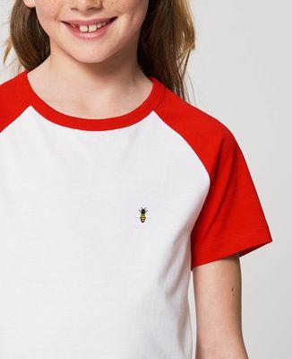 T-Shirt enfant Abeille (brodé)