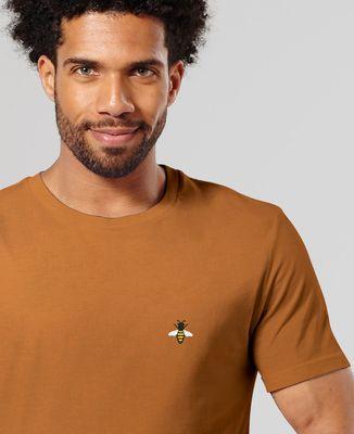 T-Shirt homme Abeille (brodé)