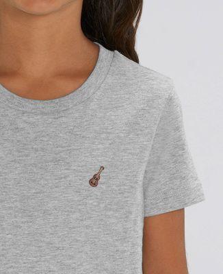 T-Shirt enfant Ukulele (brodé)