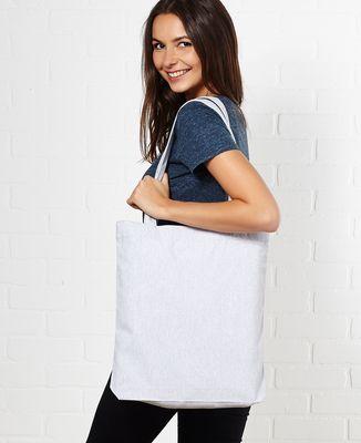 Tote bag I love personnalisé