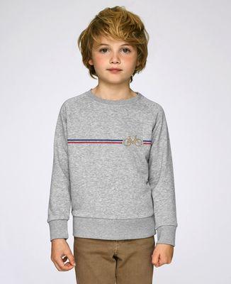Sweatshirt enfant Vélo frenchy