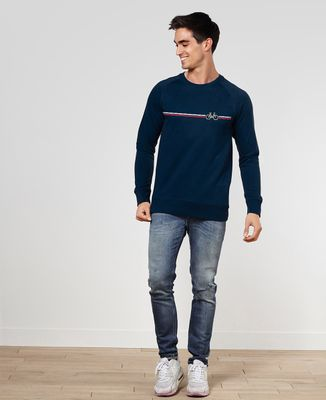 Sweatshirt homme Vélo frenchy