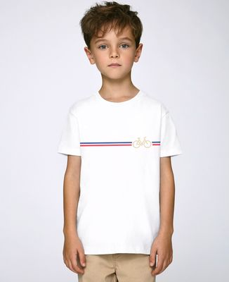 T-Shirt enfant Velo frenchy
