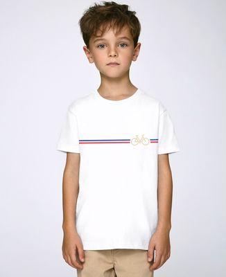 T-Shirt enfant Vélo frenchy