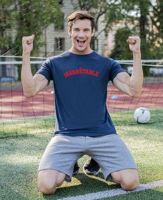 T-shirt sport homme Inarrêtable