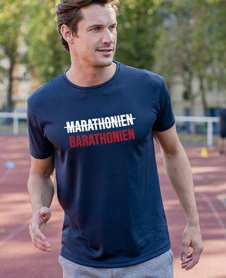 T-shirt sport homme Barathonien
