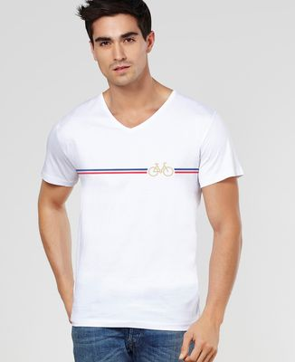 T-Shirt homme Vélo frenchy