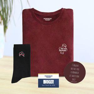 T-shirt Box Octobre 2020