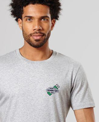 T-Shirt homme Prenez un chewing-gum Emile