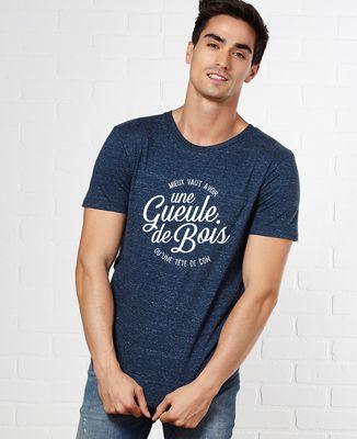 T-Shirt homme Une gueule de bois