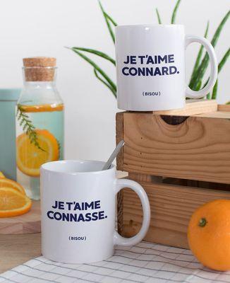Mug Je t'aime Connasse