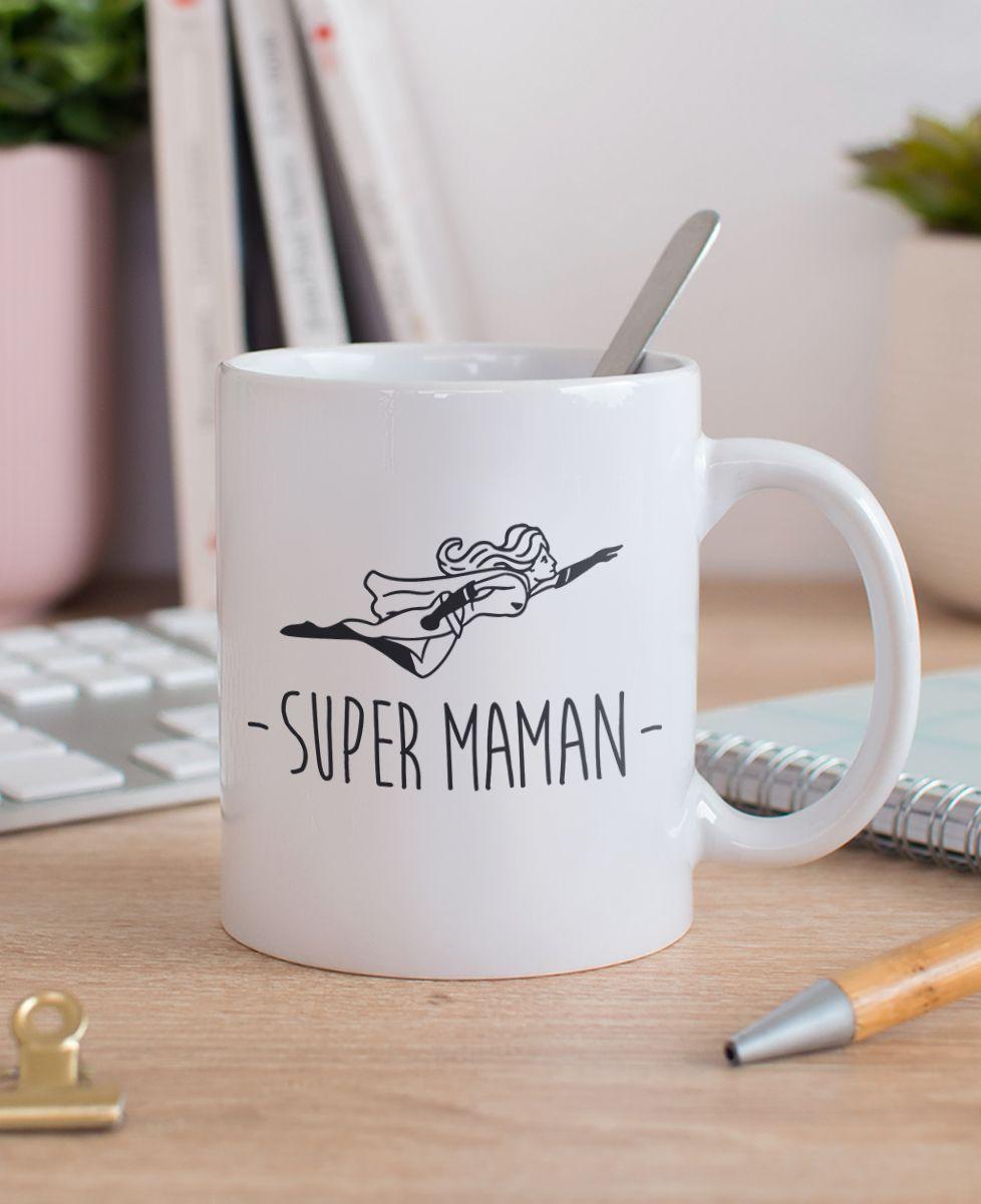 Mug Maman Super-héroïne