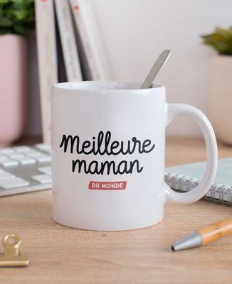 Mug Meilleure maman du monde II