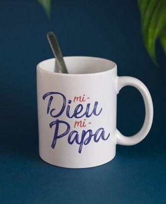 Mug Mi-Dieu Mi-Papa