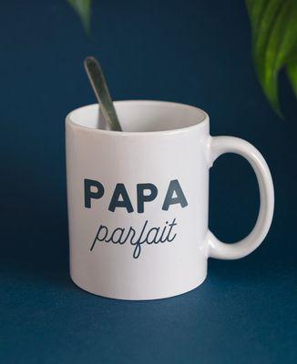 Mug Papa personnalisé (édition limitée)