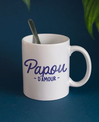 Mug Papou d'amour