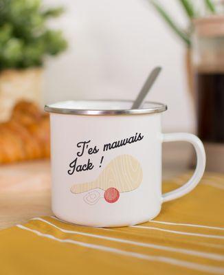 Mug T'es mauvais Jack
