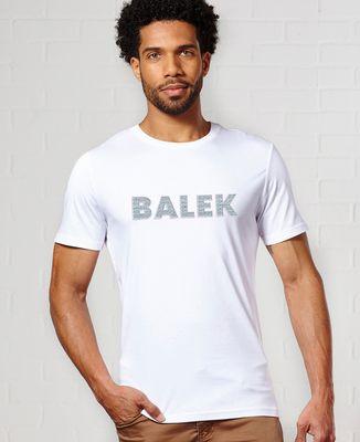 T-Shirt homme Balek (brodé)