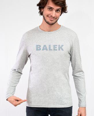 T-Shirt homme manches longues Balek (brodé)