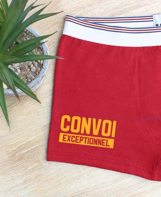Boxer Convoi exceptionnel