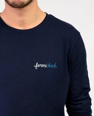 T-Shirt homme manches longues Formidad (brodé)
