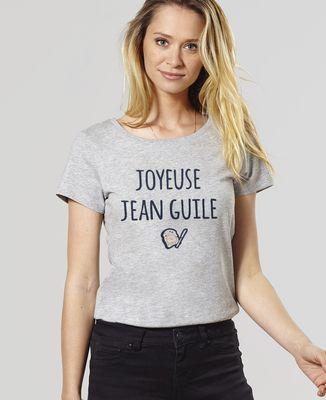 T-Shirt femme Joyeuse jean Guile
