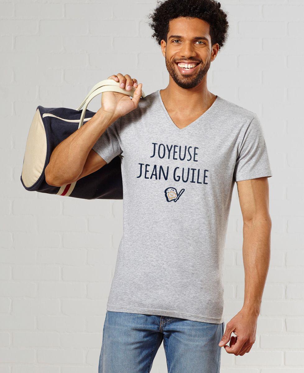 T-Shirt homme Joyeuse jean Guile