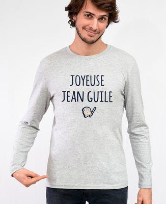 T-Shirt homme manches longues Joyeuse jean Guile