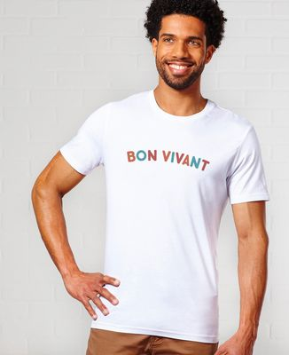 T-Shirt homme Bon vivant