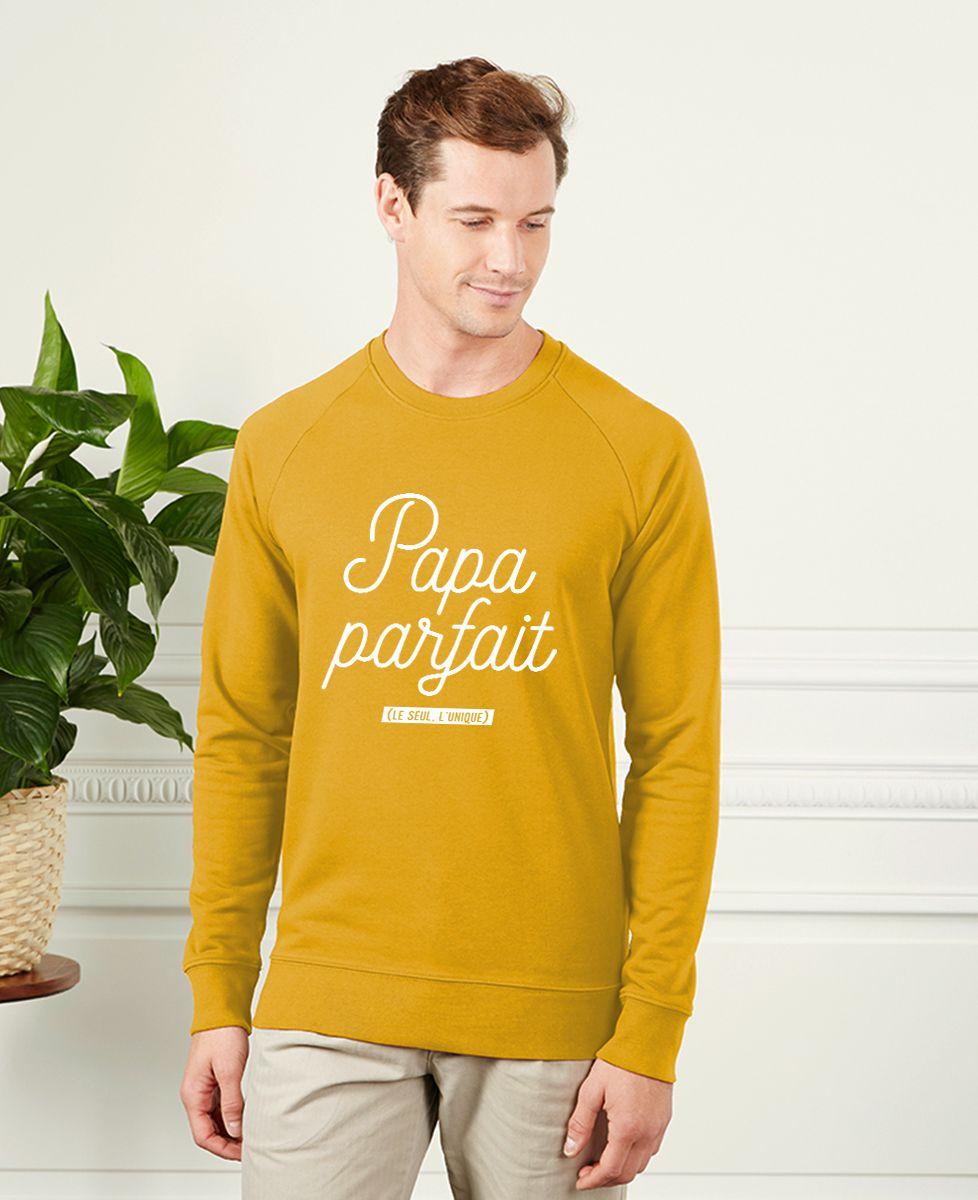Sweatshirt homme Papa parfait