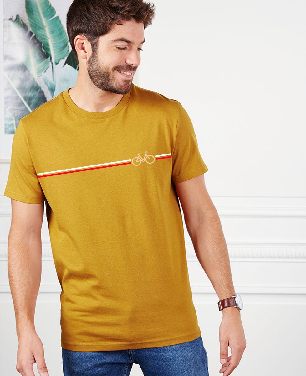 T-Shirt homme Vélo frenchy