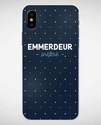 Coque smartphone Emmerdeur préféré