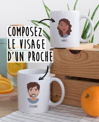Mug Avatar personnalisé
