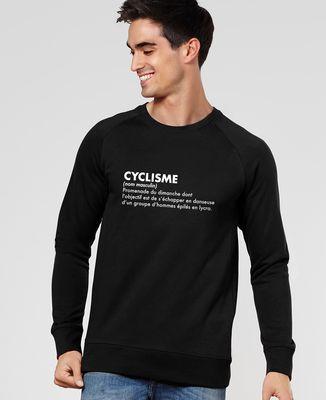 Sweatshirt homme Cyclisme