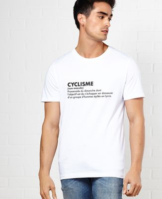 T-Shirt homme Cyclisme