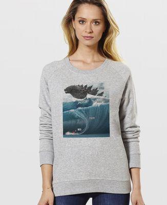 Sweatshirt femme 3ème vague