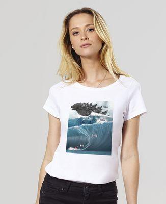 T-Shirt femme 3ème vague