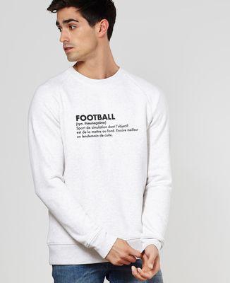 Sweatshirt homme Foot